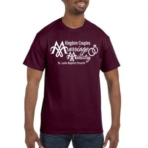 St. Luke Marriage Ministry Tshirt